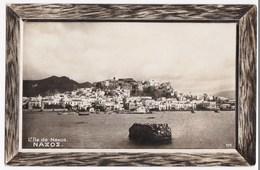 Old Postcard 1910' Greece Naxos - Griechenland