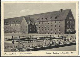 """Kazerne """"Moorslede"""" Oud Troepengebouw - Caserne """"Moorslede"""" Ancien Bâtiment Troupe 1954 - Delbrück (Allemagne) - Casernes"""