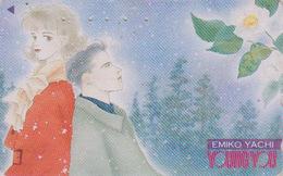 Télécarte Japon / 110-011 - MANGA - YOUNG YOU By EMIKO YACHI - ANIME Japan Phonecard - BD COMICS TK - 9882 - BD