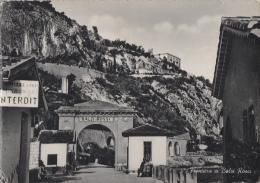 "Italie - Grimaldi - Frontière Aux ""Balzi Rossi"" - 1955 - Imperia"