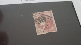 LOT 381117 TIMBRE DE FRANCE OBLITERE N°49 VALEUR 320 EUROS - 1870 Emission De Bordeaux
