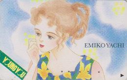Télécarte Japon / 110-011 - MANGA - YOUNG YOU By EMIKO YACHI - ANIME Japan Phonecard - BD COMICS TK - 9883 - BD