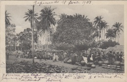 Afrique - Bénin - Zagnanado - Dahomey - Marché De Poterie - Cove - 1908 - Dahomey