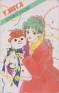 Télécarte Japon / 110-011 - MANGA - YOUNG YOU By EMIKO YACHI - ANIME Japan Phonecard - BD COMICS TK * SNOWMAN * - 9884 - BD