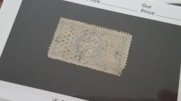 LOT 381171 TIMBRE DE FRANCE OBLITERE N°33 VALEUR 1100 EUROS - 1863-1870 Napoléon III Lauré