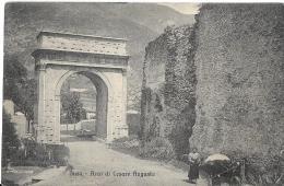 Susa(Torino)-Arco Di Cesare Augusto-1933 - Sin Clasificación