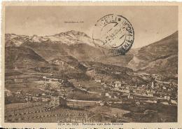 Susa(Torino)-Panorama Dalla Ferrovia-1943 - Sin Clasificación