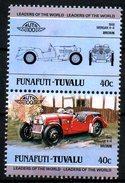 TUVALU-FUNAFUTI. Morgan De 1948. - Coches
