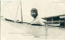 AUBRUN Semaine D'aviation Bordeaux Beau Désert Mérignac - ....-1914: Précurseurs