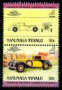 TUVALU-NANUMAGA. Alvis De 1938. - Coches