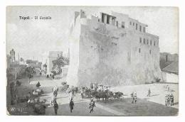 TRIPOLI - IL CASTELLO VIAGGIATA FP - Libya