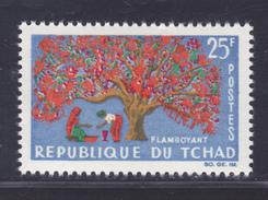 TCHAD N°  100 ** MNH Neuf Sans Charnière, TB (D3882) Flamboyant - Chad (1960-...)