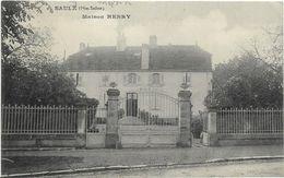 ~ JP ~ 70 ~  SAULX  .maison HENRY - France