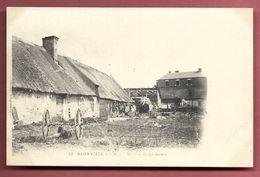 Blonville-sur-Mer -  Maison De Pêcheurs - France