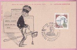Zola_58 - Affaire Dreyfus - - Ereignisse