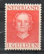 PAYS-BAS - (Royaume) - 1949-50 - N° 524 - (Reine Juliana) - Nuovi