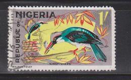 NIGERIA Scott # 192 Used - Kingfishers - Nigeria (1961-...)