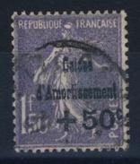 FRANCE  N°    268 - Oblitérés