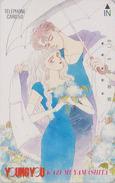 Télécarte Japon / 110-011 - MANGA - YOUNG YOU By KAZUMI YAMASHITA - ANIME Japan Phonecard - BD COMICS TK - 9893 - BD