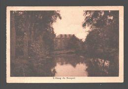 Vellereille-les-Brayeux / Estinnes - Séminaire De Bonne-espérance - L'étang Du Bosquet - 1930 - Estinnes