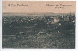 SALONIQUE - VUE PANORAMIQUE DE LA VILLE - Grecia