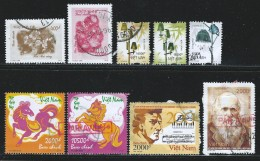 VIET NAM RECENT STAMPS USED - Vietnam