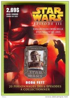 Pin's Star Wars Boba Fett - SW08 - Films