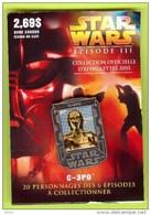 Pin's Star Wars C-3PO - SW12 - Films