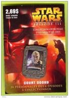 Pin's Star Wars Count Dooku - SW13 - Films