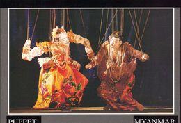 1 AK Myanmar (Burma) * Duet Dance Of The Marionettes * - Myanmar (Burma)