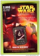 Pin's Star Wars Darth Sidious - SW15 - Films