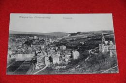 Hessen Wiesbaden Sonnenberg Panorama NV Verlag Lenz - Germania