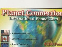 INTERNATIONAL PLANET CONNECTION 2 SCANS - Mexique