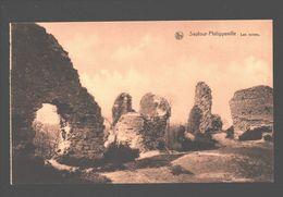 Sautour-Philippeville - Les Ruines - état Neuf - Philippeville