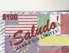 EKOFON / SALUDO 2 Scans - Mexique