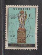 PORTUGUESE INDIA Scott # 517 Used - Statue Of Saint Francis Xavier - Portuguese India