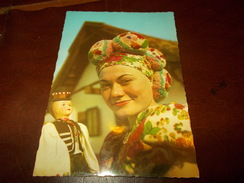 B653  Bulgaria? Costume Locale Non Viaggiata - Bulgaria