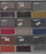 LOT DE 9 FILTRES COKIN CARRES COLORS - A 30 / A 671 / A 125 / A 5 / A 26 / A 133 / A 62 / A 20 / A 661 - Supplies And Equipment