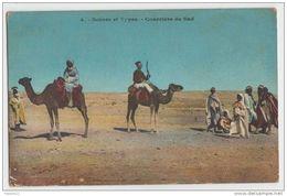 3AB49 COURRIERS DU SUD   2 SCANS - Algeria