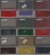 LOT DE 9 FILTRES COKIN CARRES COLORS - A 1 / A 2 / A 3 / A 4 / A 64 / A 123 / A 129 / A 131 / A 663 - Supplies And Equipment