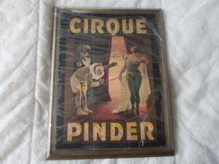 Puzzle Sur Le Cirque Pinder - Puzzle Games