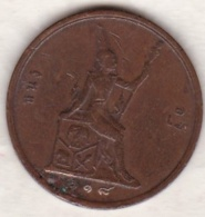 Thailande . 1 Att CS 118 (1899). Rama V . Bronze . Y# 22 - Thailand