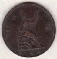 Thailande . 1 Att CS 122 (1903). Rama V . Bronze . Y# 22 - Thaïlande