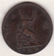 Thailande . 1 Att CS 122 (1903). Rama V . Bronze . Y# 22 - Thailand