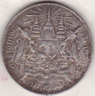 Thailande . 1 Baht ND (1876-1900) . Rama V . Argent . Y# 34 - Thailand