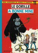 Franquin Le Gorille A Bonne Mine Les Aventures De Spirou Et Fantasio - Spirou Et Fantasio