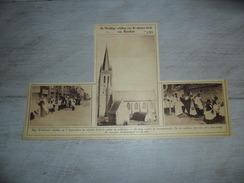 Origineel Knipsel ( 999 ) Uit Tijdschrift :    Bixschoote  Bikschote  1924 - Alte Papiere
