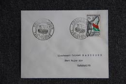 """Enveloppe 1er Jour TANANARIVE - """" Proclamation De La République Malgache"""" Vers TANANARIVE - Madagascar (1889-1960)"""