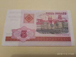5 Rubli 2000 - Bielorussia