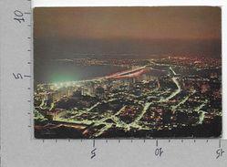 CARTOLINA VG BRASILE - FLORIANOPOLIS - Vista Panoramica Noturna - 10 X 15 - ANN. 1977 - Florianópolis